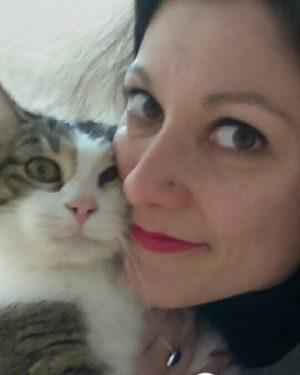 Emilie (magnifique petsitteur) et Sumo (magnifique chat)